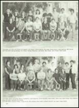 1984 Delta High School Yearbook Page 24 & 25