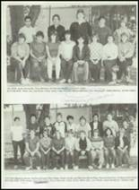 1984 Delta High School Yearbook Page 32 & 33