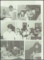 1984 Delta High School Yearbook Page 34 & 35