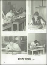 1984 Delta High School Yearbook Page 40 & 41