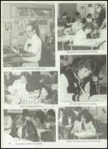 1984 Delta High School Yearbook Page 44 & 45