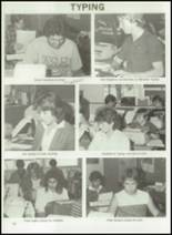 1984 Delta High School Yearbook Page 46 & 47