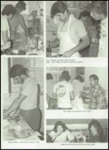 1984 Delta High School Yearbook Page 52 & 53