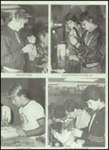 1984 Delta High School Yearbook Page 54 & 55