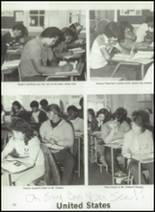 1984 Delta High School Yearbook Page 56 & 57
