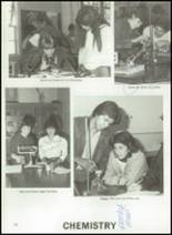 1984 Delta High School Yearbook Page 58 & 59