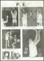 1984 Delta High School Yearbook Page 76 & 77