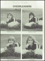 1984 Delta High School Yearbook Page 86 & 87