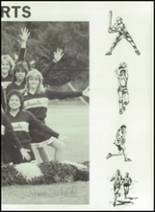 1984 Delta High School Yearbook Page 88 & 89
