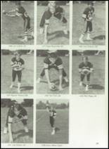 1984 Delta High School Yearbook Page 92 & 93