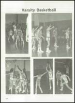 1984 Delta High School Yearbook Page 108 & 109