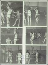 1984 Delta High School Yearbook Page 110 & 111