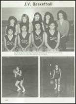 1984 Delta High School Yearbook Page 114 & 115