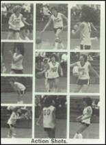 1984 Delta High School Yearbook Page 116 & 117