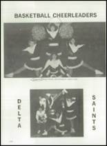 1984 Delta High School Yearbook Page 118 & 119