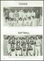 1984 Delta High School Yearbook Page 124 & 125