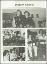 1984 Delta High School Yearbook Page 134 & 135