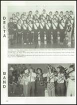1984 Delta High School Yearbook Page 136 & 137
