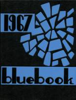 1967 Yearbook Kenwood High School