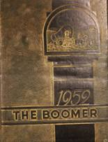 1952 Yearbook Woodward High School