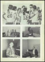 1973 Eula High School Yearbook Page 10 & 11