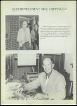 1973 Eula High School Yearbook Page 12 & 13