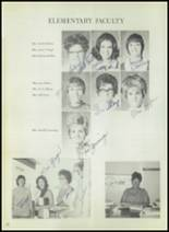 1973 Eula High School Yearbook Page 16 & 17