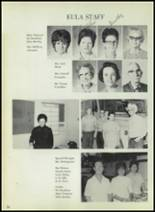 1973 Eula High School Yearbook Page 18 & 19