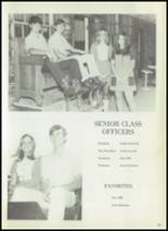 1973 Eula High School Yearbook Page 20 & 21