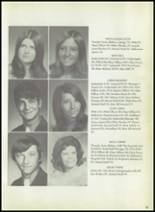 1973 Eula High School Yearbook Page 22 & 23