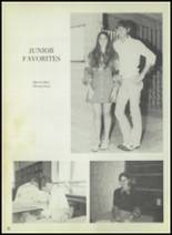 1973 Eula High School Yearbook Page 26 & 27