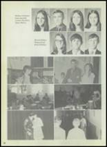1973 Eula High School Yearbook Page 28 & 29