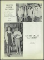 1973 Eula High School Yearbook Page 38 & 39