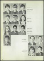 1973 Eula High School Yearbook Page 40 & 41
