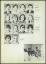 1973 Eula High School Yearbook Page 42 & 43