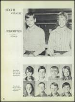 1973 Eula High School Yearbook Page 46 & 47