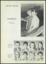 1973 Eula High School Yearbook Page 48 & 49