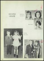 1973 Eula High School Yearbook Page 54 & 55