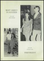 1973 Eula High School Yearbook Page 62 & 63