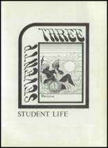 1973 Eula High School Yearbook Page 64 & 65
