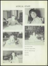 1973 Eula High School Yearbook Page 66 & 67