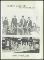 1973 Eula High School Yearbook Page 68 & 69