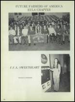 1973 Eula High School Yearbook Page 70 & 71