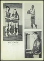 1973 Eula High School Yearbook Page 78 & 79