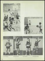 1973 Eula High School Yearbook Page 82 & 83