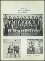 1973 Eula High School Yearbook Page 84 & 85
