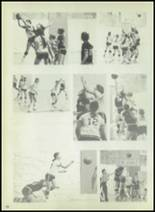 1973 Eula High School Yearbook Page 86 & 87