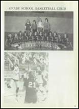 1973 Eula High School Yearbook Page 88 & 89