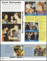 2001 Carmel High School Yearbook Page 12 & 13