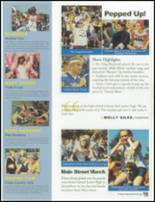 2001 Carmel High School Yearbook Page 14 & 15